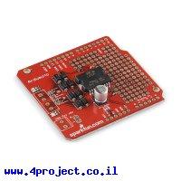מגן Arduino - דוחף מנוע Ardumoto - גרסה קודמת