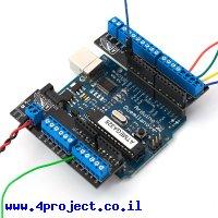 מגן Arduino - ערכת הברגה