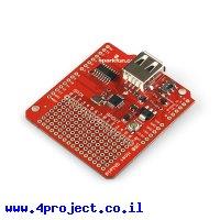 מגן Arduino USB Host