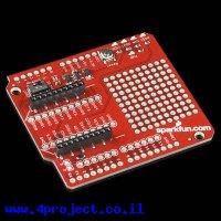 מגן Arduino XBee של SparkFun - גרסה קודמת