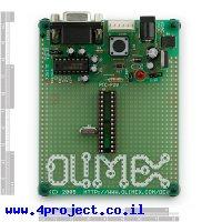 כרטיס פיתוח PIC 28 Pin