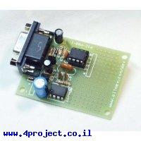 כרטיס פיתוח PIC 8 Pin