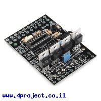 כרטיס פיתוח PICAXE 18 Pin הספק גבוה