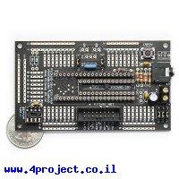כרטיס פיתוח PICAXE 28/40 Pin