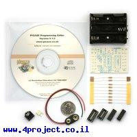 כרטיס פיתוח PICAXE 14M - ערכת התחלה