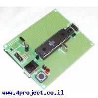 כרטיס פיתוח AVR 40 Pin עם USB