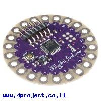 כרטיס פיתוח Arduino LilyPad 328