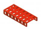 תמונה של מוצר פלטה מקופלת 3x7