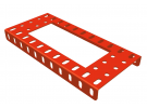 תמונה של מוצר פלטה מקופלת 5x11 עם חלון 3x7