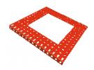 תמונה של מוצר פלטה מקופלת 15x15 עם חלון 9x9