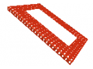 תמונה של מוצר פלטה מקופלת 15x23 עם חלון 7x17