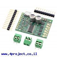 בקר מנוע צעד עם מגוון ממשקים Tic 36v4