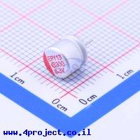 APAQ Tech 6R3AREP331M06X5E20P35