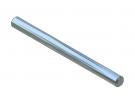 """תמונה של מוצר מוט פלדה בקוטר 4 מ""""מ - אורך 50 מ""""מ"""