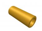 """תמונה של מוצר ספייסר פליז 4.1/6 מ""""מ - אורך 15 מ""""מ"""