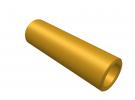 """תמונה של מוצר ספייסר פליז 4.1/6 מ""""מ - אורך 20 מ""""מ"""