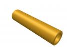 """תמונה של מוצר ספייסר פליז 4.1/6 מ""""מ - אורך 25 מ""""מ"""