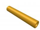 """תמונה של מוצר ספייסר פליז 4.1/6 מ""""מ - אורך 35 מ""""מ"""