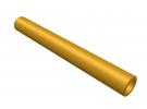 """תמונה של מוצר ספייסר פליז 4.1/6 מ""""מ - אורך 50 מ""""מ"""
