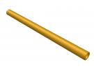 """תמונה של מוצר ספייסר פליז 4.1/6 מ""""מ - אורך 90 מ""""מ"""