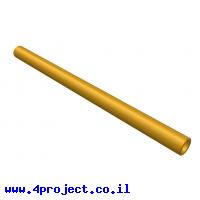 """ספייסר פליז 4.1/6 מ""""מ - אורך 90 מ""""מ"""