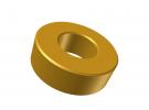 """תמונה של מוצר ספייסר פליז 4.1/9 מ""""מ - אורך 3 מ""""מ"""