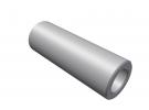 """תמונה של מוצר ספייסר אלומיניום 4.1/7 מ""""מ - אורך 20 מ""""מ"""