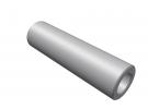 """תמונה של מוצר ספייסר אלומיניום 4.1/7 מ""""מ - אורך 25 מ""""מ"""