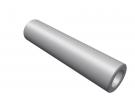 """תמונה של מוצר ספייסר אלומיניום 4.1/7 מ""""מ - אורך 30 מ""""מ"""