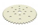 תמונה של מוצר גלגל שיניים לשרשרת שלבים מקופלים, פלסטיק - 46 שיניים