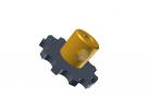 """תמונה של מוצר גלגל שיניים לשרשרת 6x2.8 מ""""מ - 11 שיניים"""