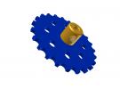 """תמונה של מוצר גלגל שיניים לשרשרת 6x2.8 מ""""מ - 23 שיניים"""
