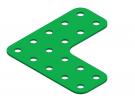 תמונה של מוצר קורה שטוחה - זווית 5x5 חורים