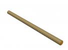 """תמונה של מוצר מוט הברגה M4 - אורך 70 מ""""מ"""