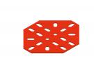 תמונה של מוצר תומך מתומן 18 חורים - שטוח אדום
