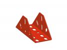 תמונה של מוצר תומך מתומן 18 חורים - מקופל אדום