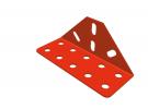 תמונה של מוצר תומך טרפז 14 חורים - מקופל אדום