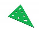תמונה של מוצר תומך משולש ישר זווית 4x4 חורים