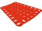 תמונה של מוצר פלטה שטוחה מעוגלת 8x5-7