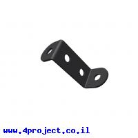 חיבור מקופל 1x2x1 - חורים עגולים