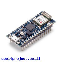 כרטיס פיתוח Arduino Nano 33 IOT עם מחברים