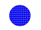 """תמונה של מוצר פלטה עגולה 139 מ""""מ - צורה 1"""