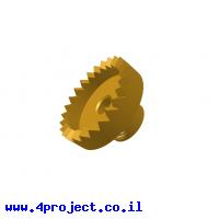גלגל שיניים 25/38DPI 90deg