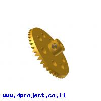 גלגל שיניים 48/38DPI 75deg