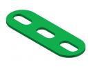 תמונה של מוצר פס מחורר עם חורים ארוכים - 3 חורים