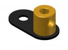 תמונה של מוצר כננת זרוע אחד - חור עגול