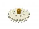 תמונה של מוצר גלגל שיניים רב שימושי 28 שיניים - כפול עם רכזת