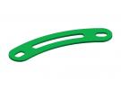 תמונה של מוצר פס מחורר מעוקל - 2+1 חורים