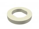 """תמונה של מוצר ספייסר פלסטיק לרכזת גלגלי שיניים - 12.7 מ""""מ"""