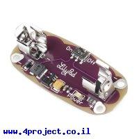 ספק כח ל-LilyPad מבוסס על NCP1402